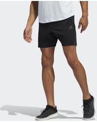 adidas Aeroready 3-stripes Cold Weather Knit Short - Zwart