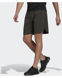 adidas Agravic All-around Parley Shorts - Green