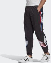 adidas Track pants adicolor - Nero