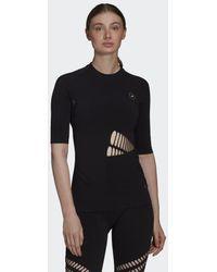 adidas T-shirt TRUESTRENGTH Warp Knit - Noir