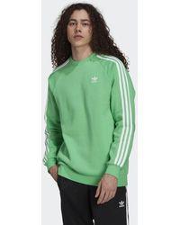 adidas Adicolor Classics 3-stripes Sweatshirt - Groen