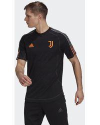 adidas Juventus Travel T-shirt - Zwart