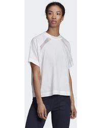 adidas Z.N.E. T-Shirt - Weiß
