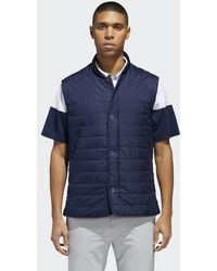 newest 9b504 ca5c1 adidas - Adipure Insulated Quilted Vest - Lyst