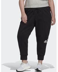 adidas - Pantaloni Z.N.E. (Taglie forti) - Lyst