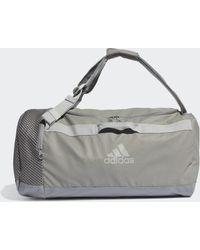 adidas 4ATHLTS ID Duffelbag M - Grau