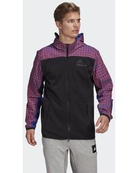 adidas Z.n.e. Sportswear Primeblue Hoodie - Rood
