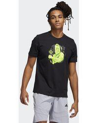 adidas T-shirt Harden - Nero