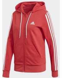 adidas Energize Trainingsanzug - Rot