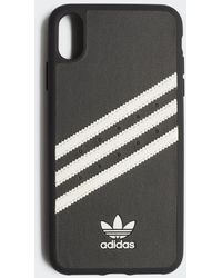 adidas PU Moulded Case iPhone 6.5 - Schwarz