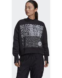 adidas Graphic Sweatshirt - Schwarz