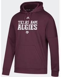 adidas - Texas A&m Hoodie - Lyst