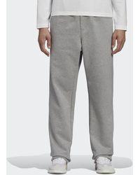 adidas Y-3 CL Wide Leg Pants - Grigio