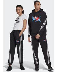 adidas - Sportswear Egle Graphic Broek (uniseks) - Lyst
