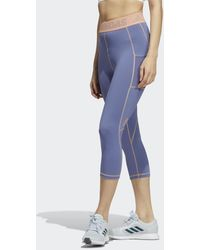 adidas Techfit 3/4 Legging - Paars