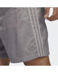 adidas Garment Dyed Short - Grijs