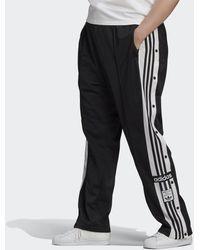 adidas Adicolor Classics Adibreak Trainingsbroek (grote Maat) - Zwart