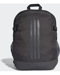 a9ebbb28ea14 adidas - 3-stripes Power Backpack Medium - Lyst