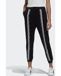 adidas Pantalon Cuffed - Noir