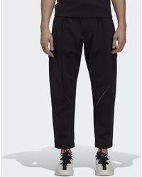 adidas Y-3 Ch1 Knit Shell Broek - Zwart