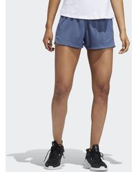 adidas - Short Pacer 3-Stripes Knit - Lyst