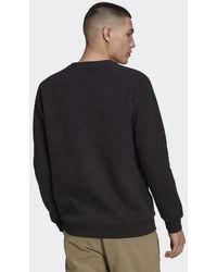 adidas Adicolor Essentials Trefoil Sweatshirt - Zwart