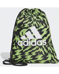 adidas Sportbeutel - Grün