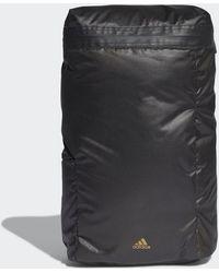 adidas Sport Flap Ripstop Rucksack - Schwarz