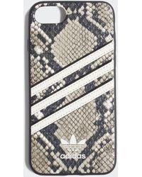 adidas Samba Molded Case Iphone 6/6s/7/8 - Zwart