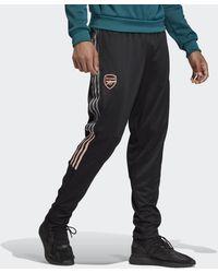 adidas FC Arsenal Travel Hose - Schwarz