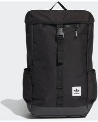 adidas Premium Essentials Top Loader Rugzak - Zwart