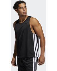 adidas Summer Legend Tanktop - Zwart