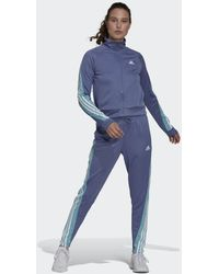 adidas Tuta Sportswear Teamsport - Viola