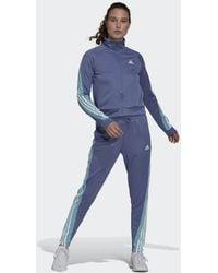 adidas Sportswear Teamsport Trainingspak - Paars