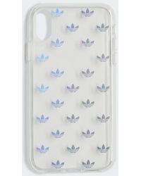 adidas Clear Case Iphone 6.1-inch - Metallic