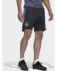 adidas Duitsland Trainingsshort - Meerkleurig