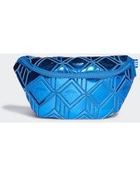 adidas Bauchtasche - Blau