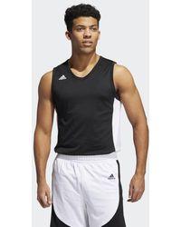 adidas N3xt L3v3l Prime Game Shirt - Zwart