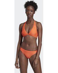 adidas Beach Halter Bikini - Meerkleurig