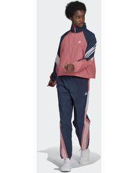 adidas Sportswear Game-Time Woven Trainingsanzug - Pink