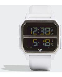 adidas Archive_r2 Horloge - Wit
