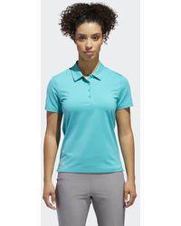 adidas - Ultimate365 Polo Shirt - Lyst