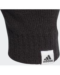 adidas Juventus Turin Handschuhe - Schwarz