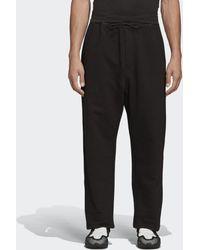 adidas Y-3 CL Wide Leg Pants - Nero