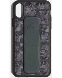 adidas Grip Case Iphone X - Zwart