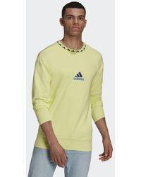 adidas Juventus Icons Sweatshirt - Geel
