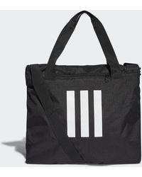 adidas Essentials 3-stripes Tote Bag - Black