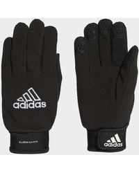 adidas Feldspieler-Handschuhe - Schwarz
