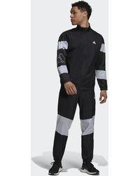 adidas Sportswear Tracksuit - Black