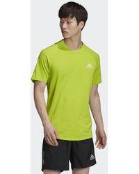 adidas 25/7 Primeblue T-Shirt - Grün